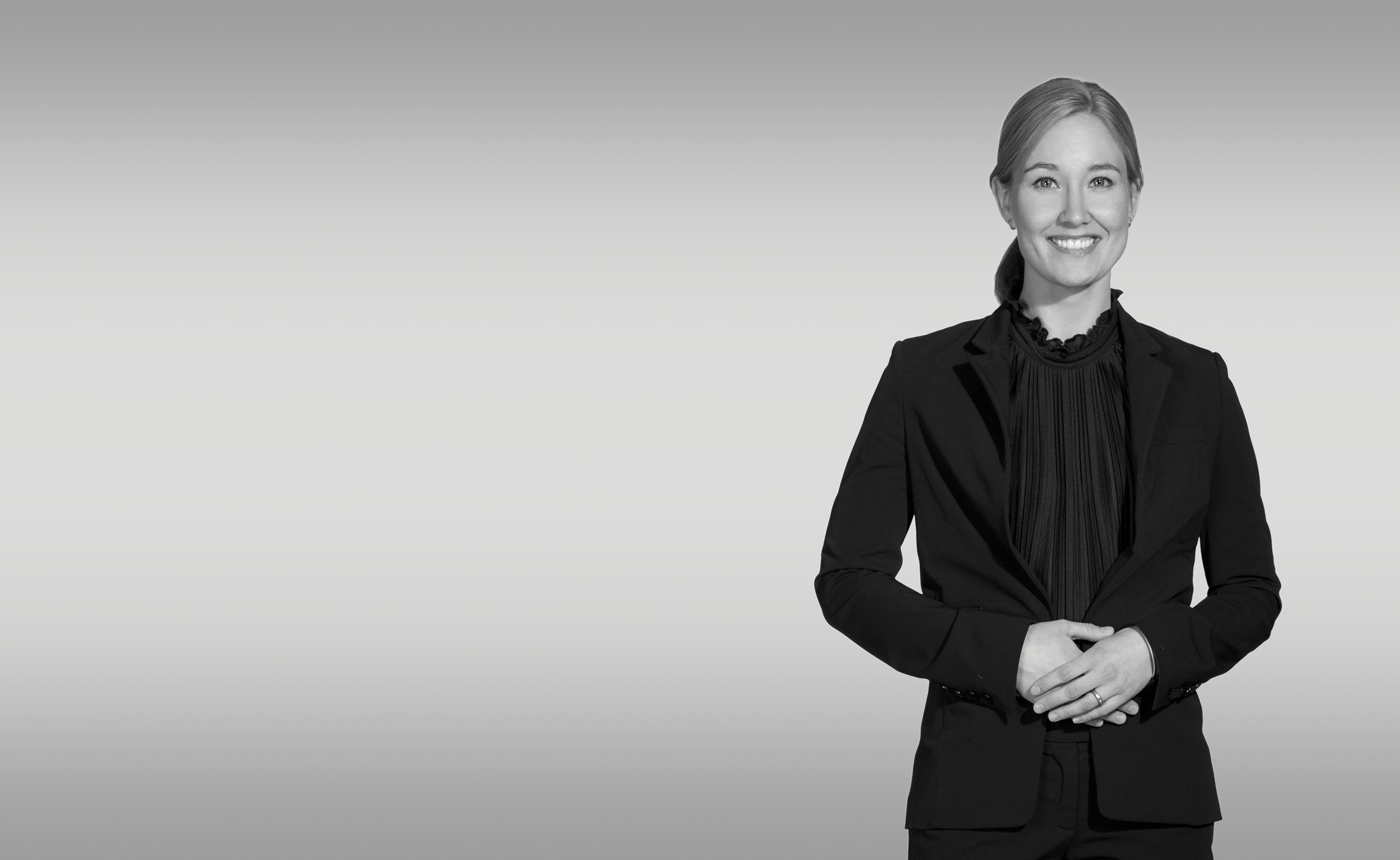 Annika Ericsson, Fastighetsmäklarassistent på Södermalm