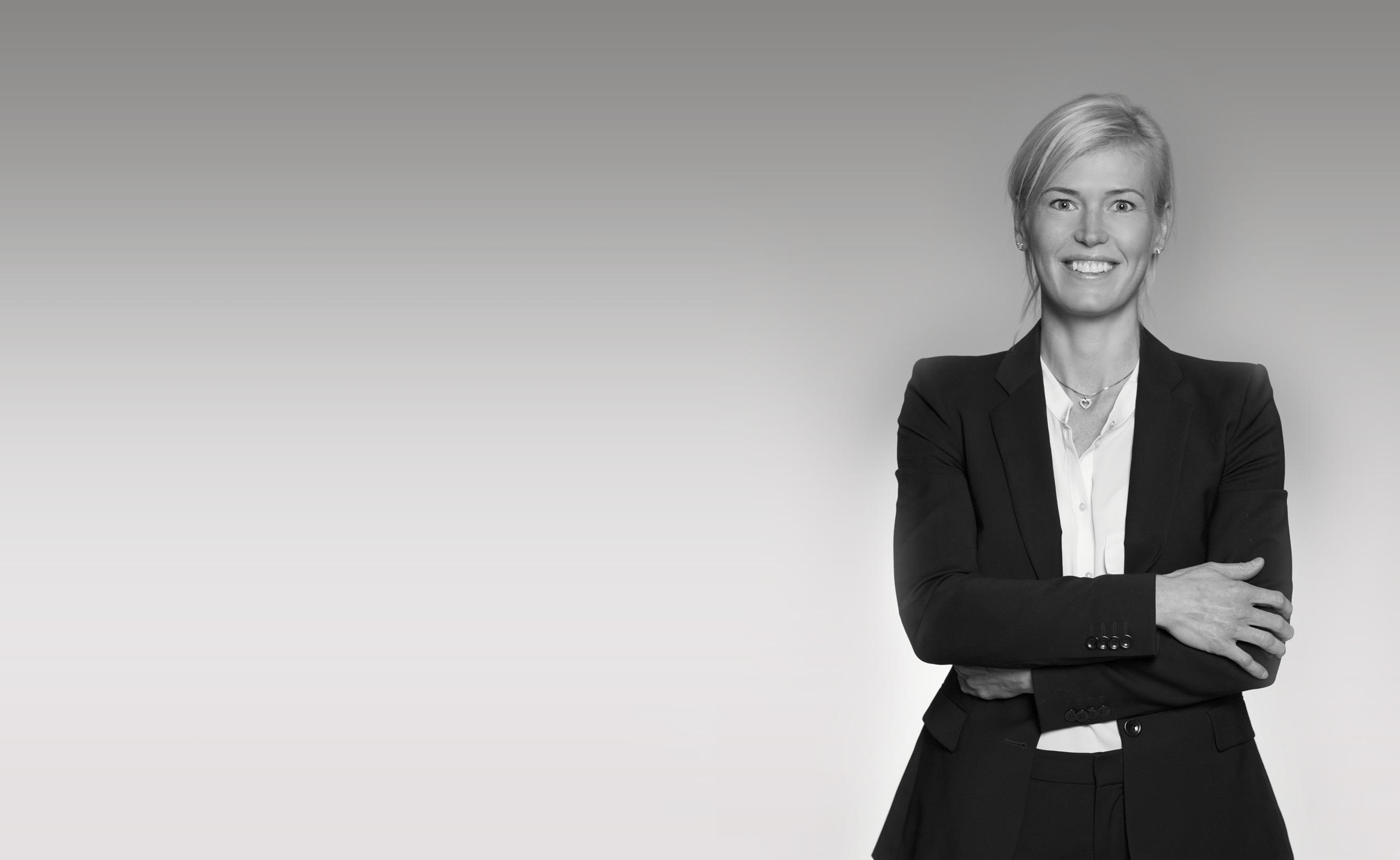 Carina Käll Knaust, Reg. fastighetsmäklare på Södermalm