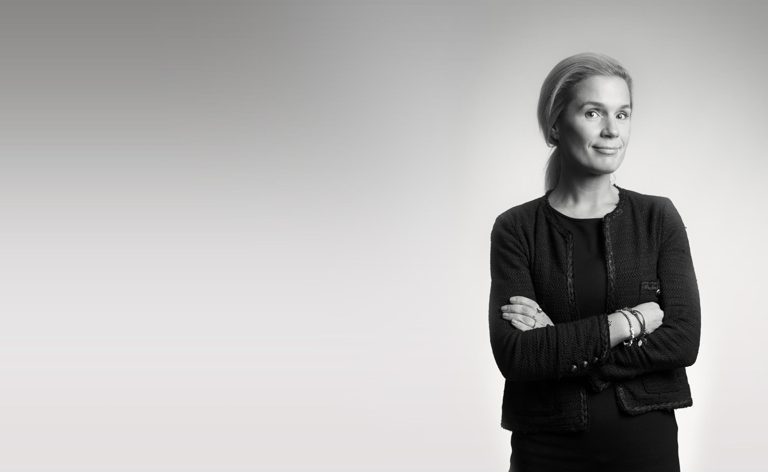 Charlotta Larsson, Reg. fastighetsmäklare på Södermalm