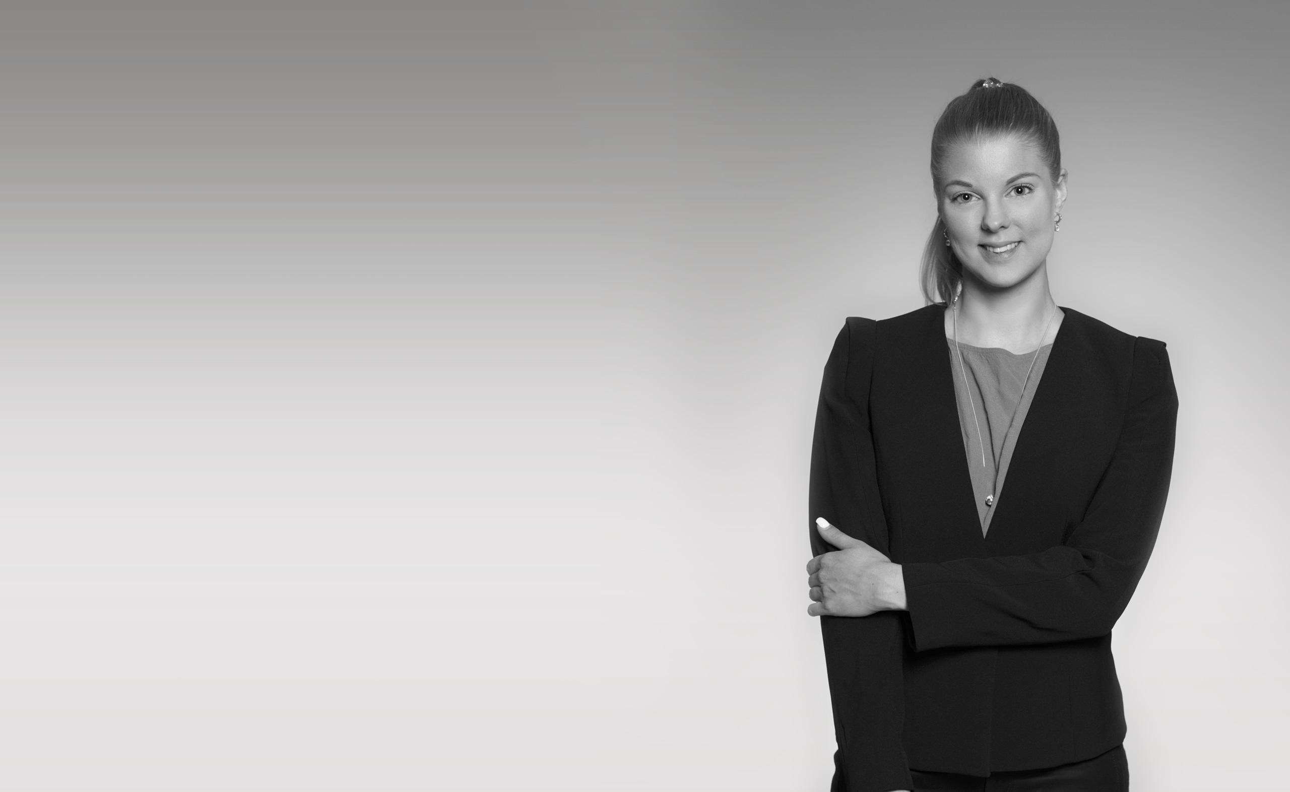 Emma Sundmalm, Fastighetsmäklarassistent på Södermalm