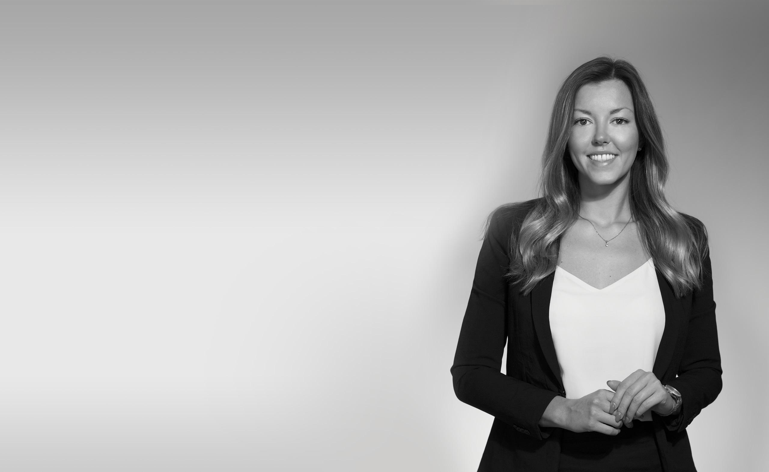 Malin Withers, Fastighetsmäklarassistent på Kungsholmen